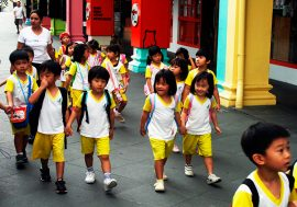 Childhood Education Methods in Singapore